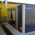 ЗАО «Полтавская птицефабрика» приточно-вытяжная установка Wolf 32тыс. куб, промышленный холод – чиллер CIAT 150кВт