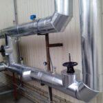 Производственно торговая компания «Лукас» система кондиционирования административных корпусов и приточно-вытяжная вентиляция и холодильная установка нового цеха