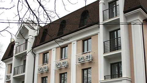 Зображення котеджі и готелі