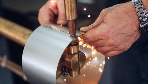 Изображение изготовление изделий из стали
